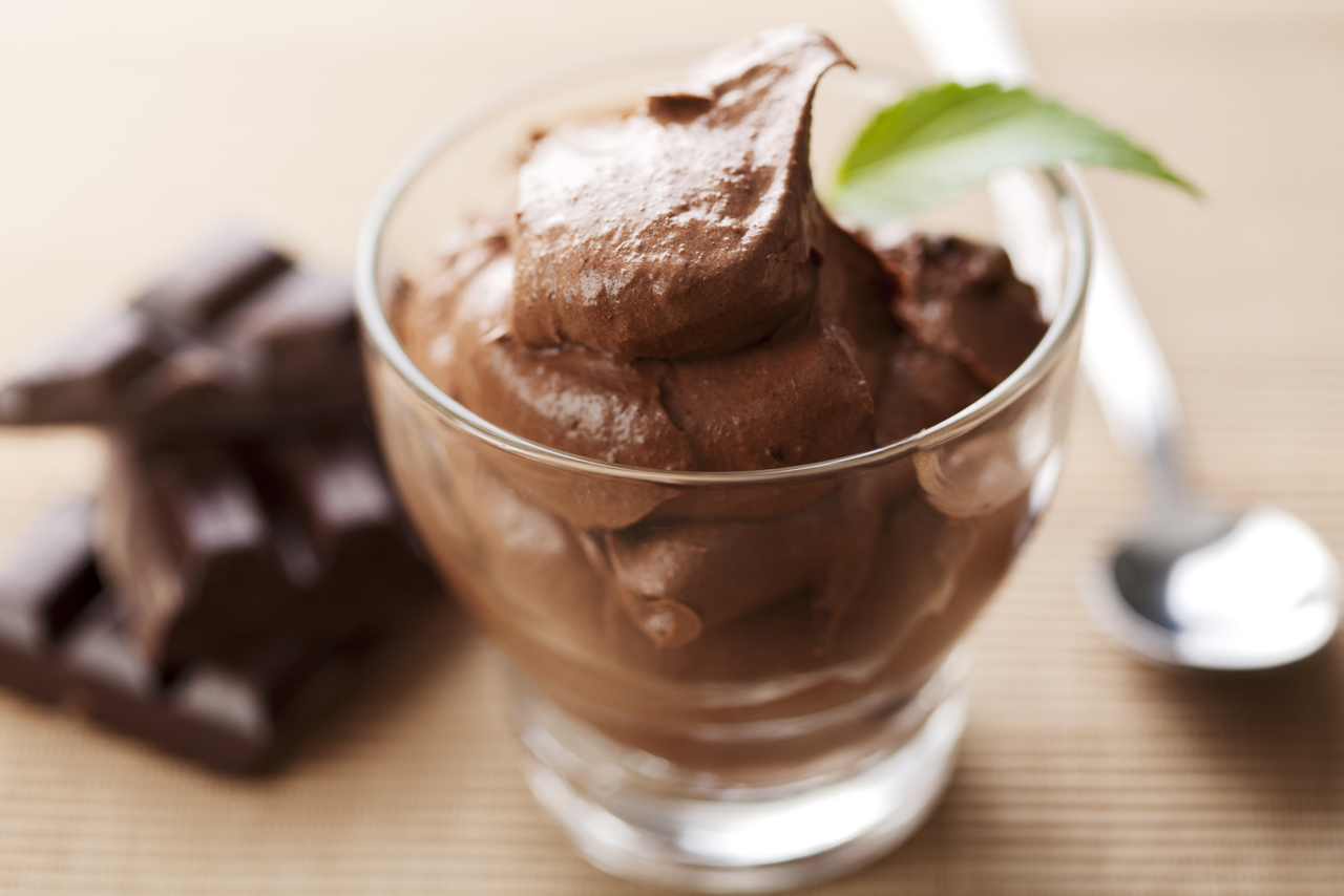 Low Syn Chocolate Mocha Mousse Slimming World Recipe