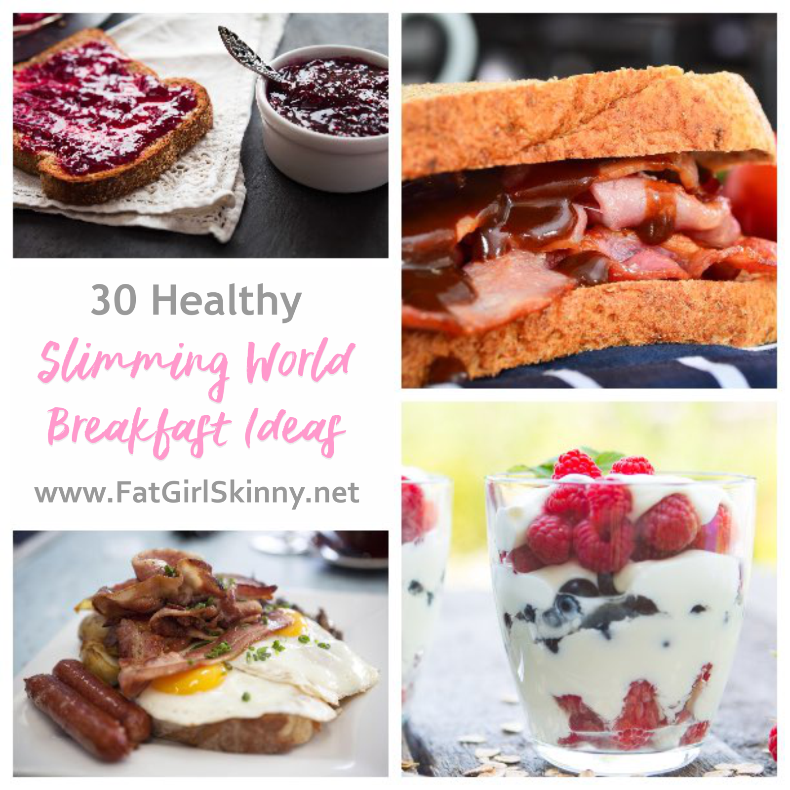34 Healthy Slimming World Breakfast Ideas To Start Off Your