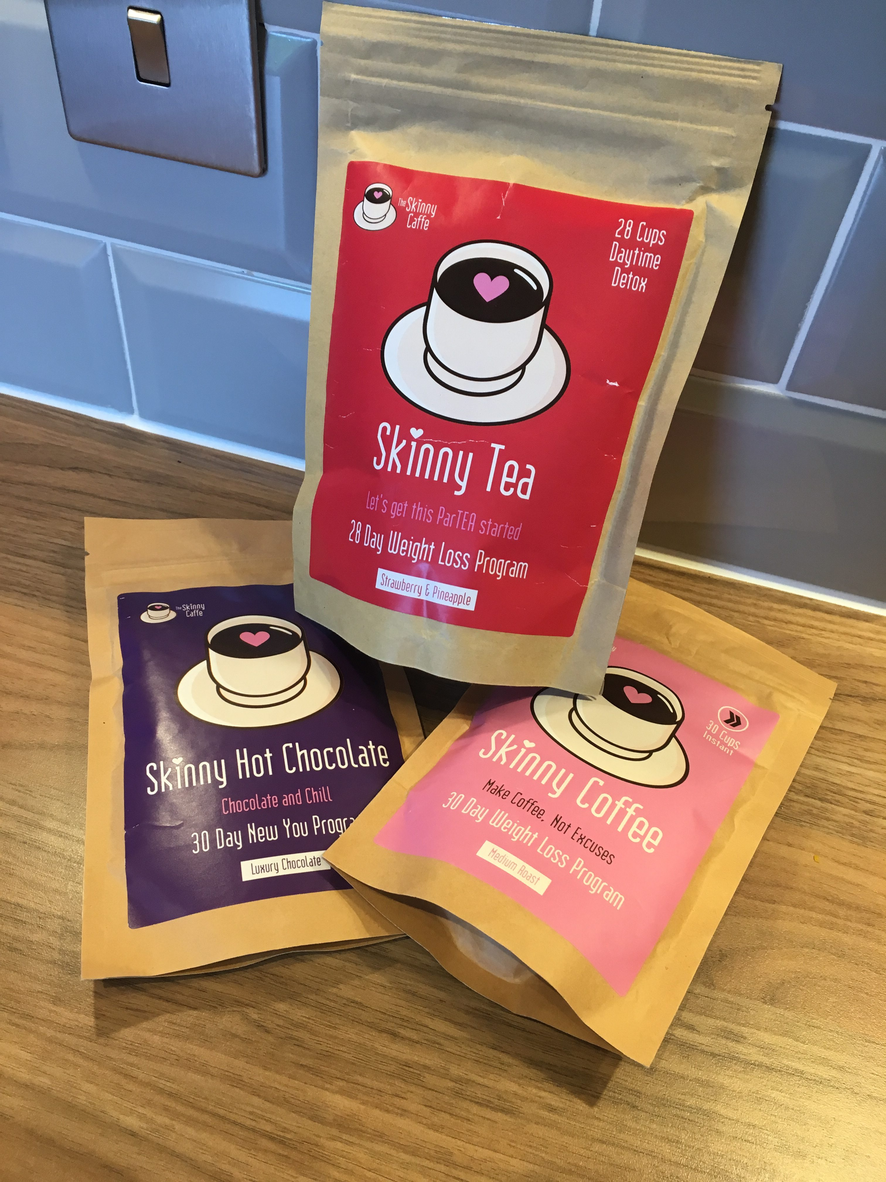 The Skinny Caffe My Review Fatgirlskinnynet Slimming
