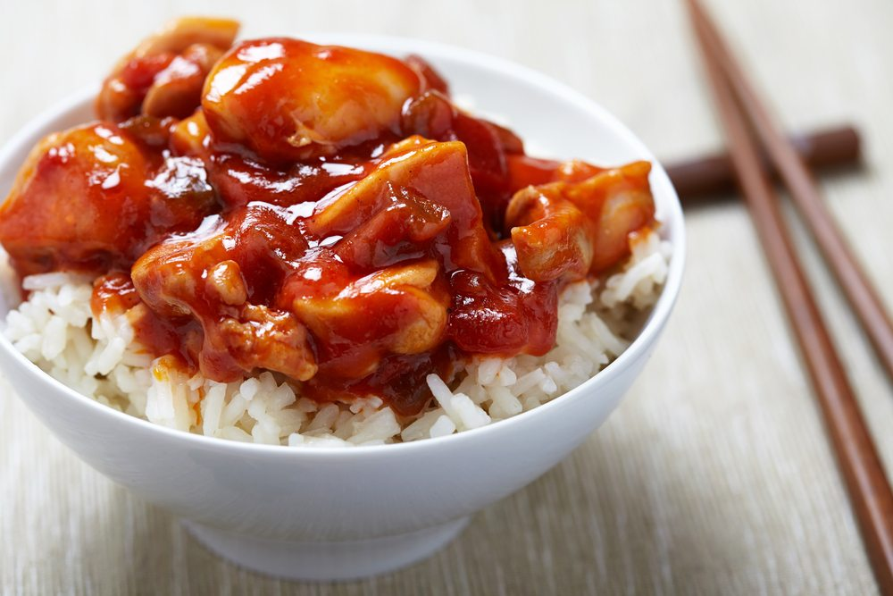 Syn Free Sweet Sour Chicken Slimming World Recipe