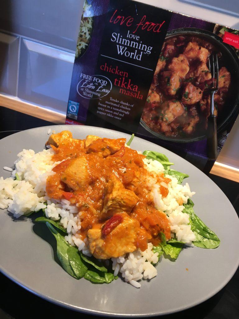 Icelands Slimming World Chicken Tikka Masala Review