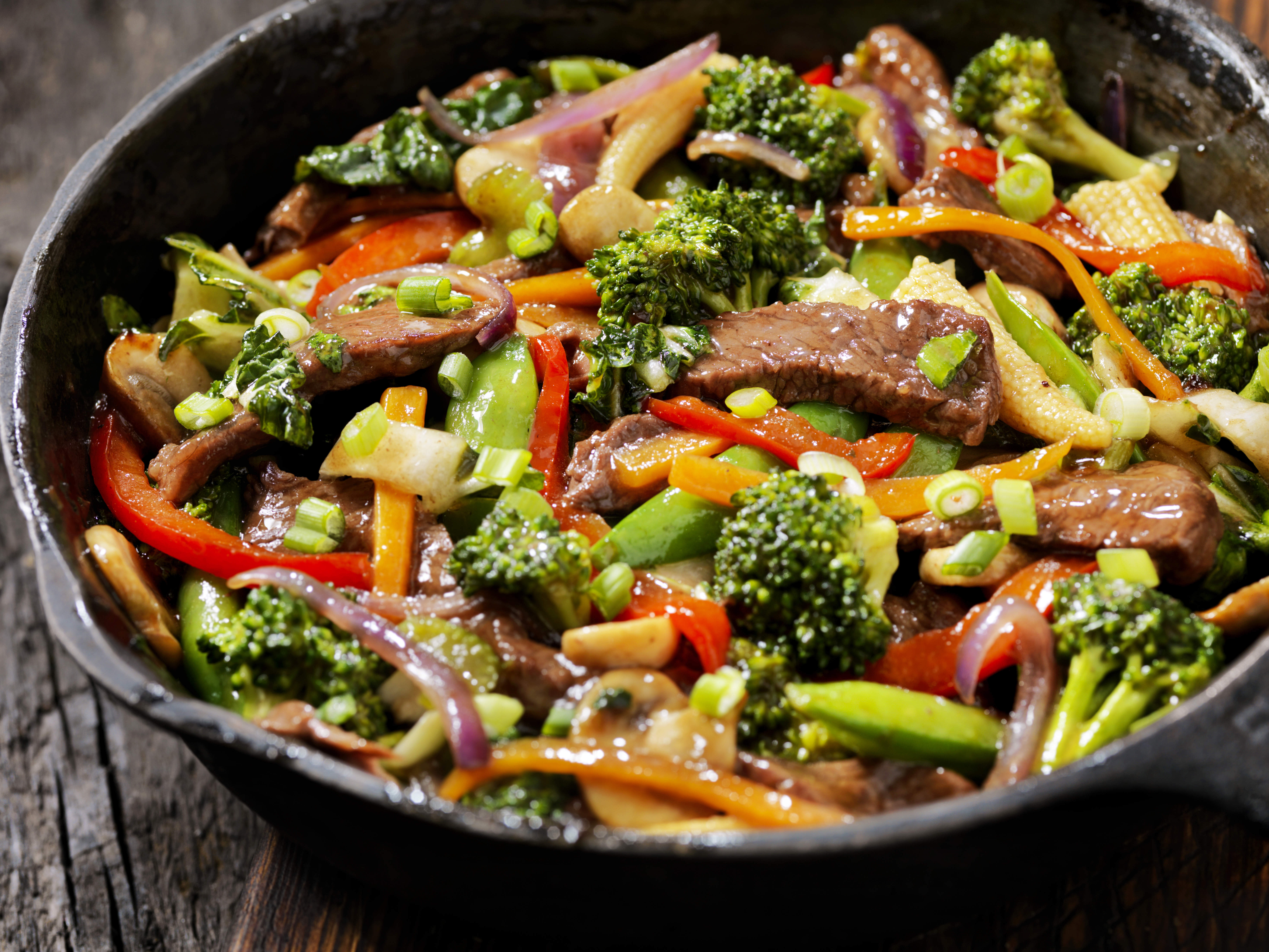 syn free beef stir fry slimming world recipe