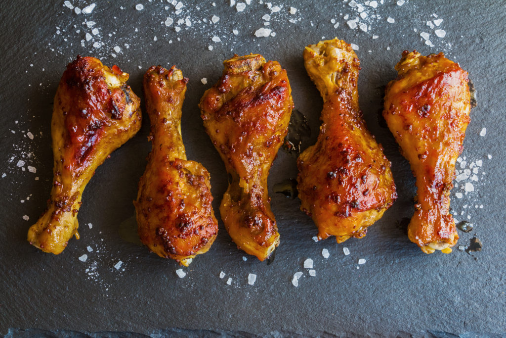 Syn Free Sticky Bbq Diet Cola Chicken Slimming World Recipe