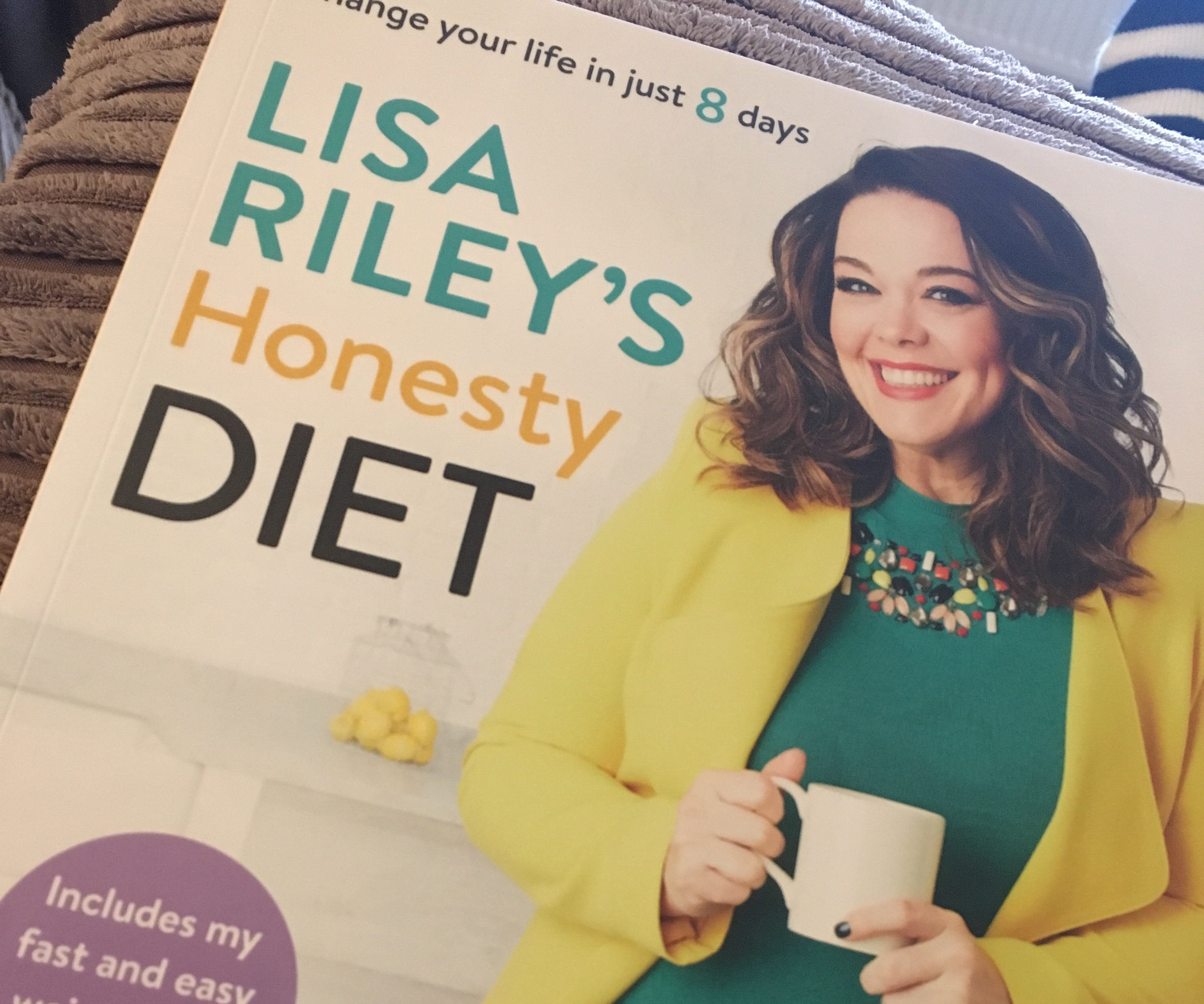 Lisa Riley's Honesty Diet   My Review   FatGirlSkinny.net ...