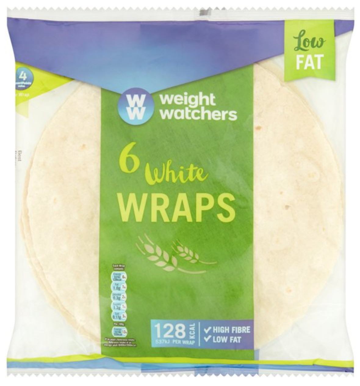 Weight Watchers Wraps Are Still A Healthy Extra B Choice