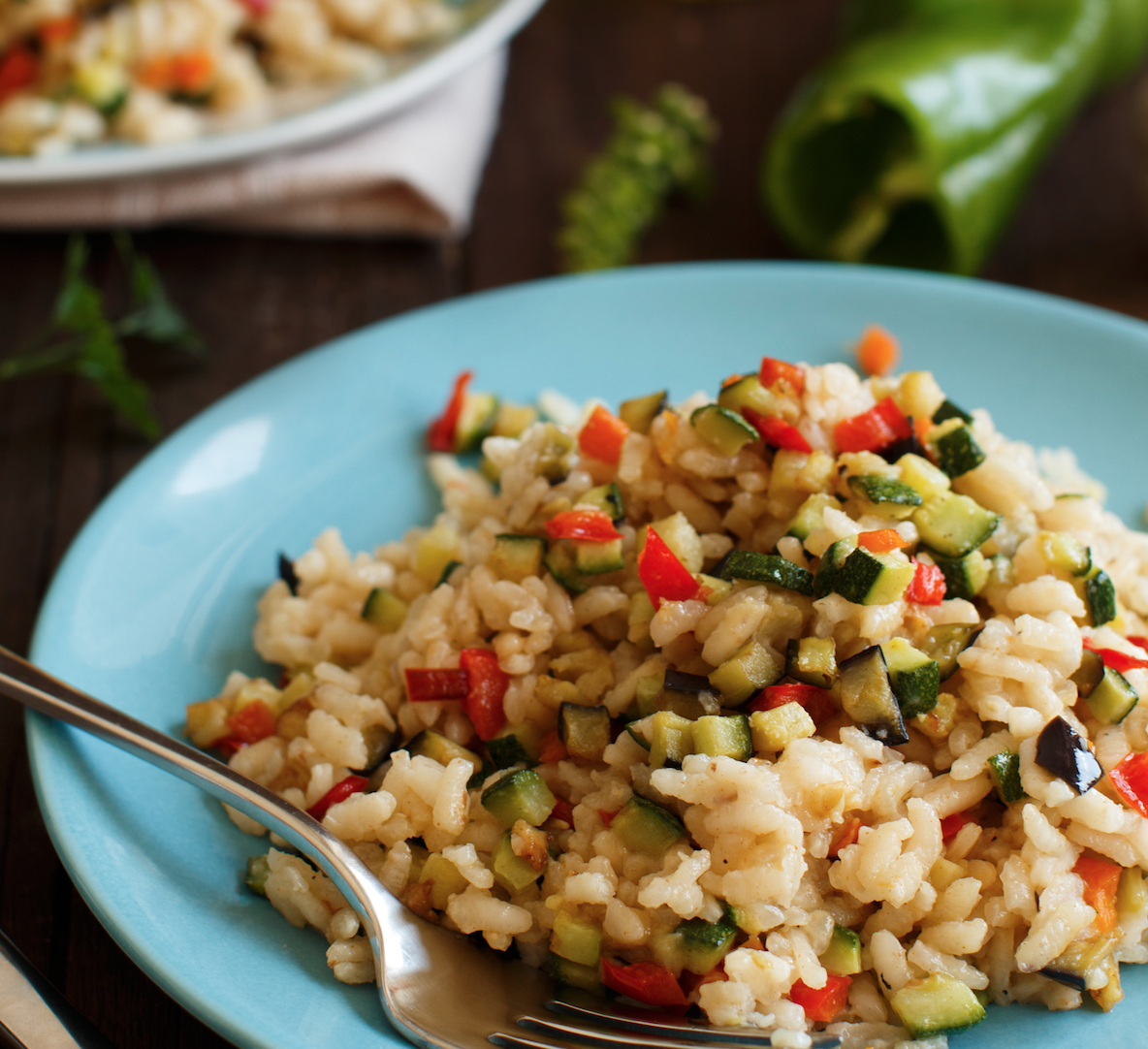 Syn Free Speedy Vegetable Risotto Slimming World Recipe
