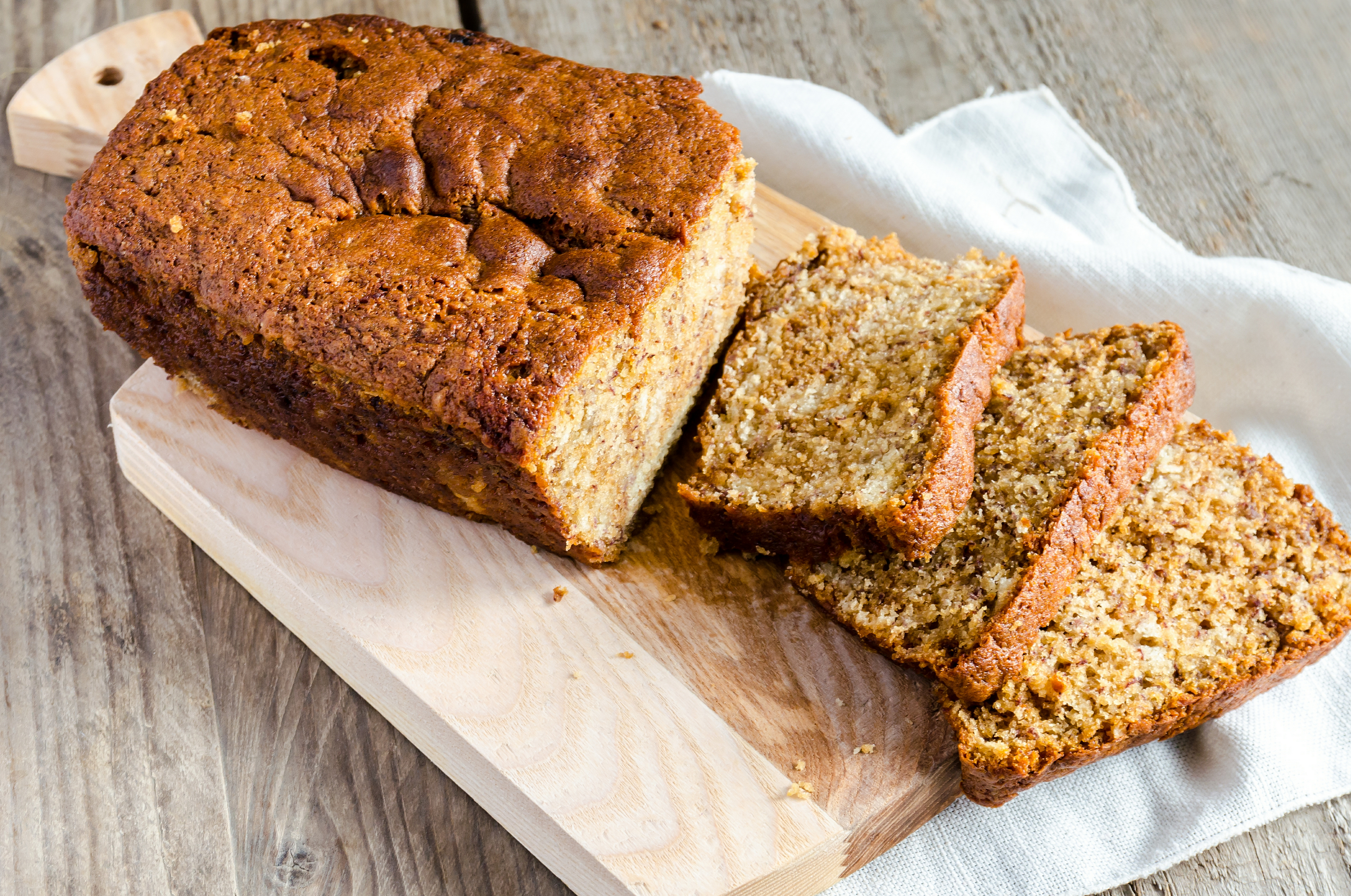 Low Calorie Loaf Cake Recipes: Low Syn Low Calorie Sugar Free Banana Bread