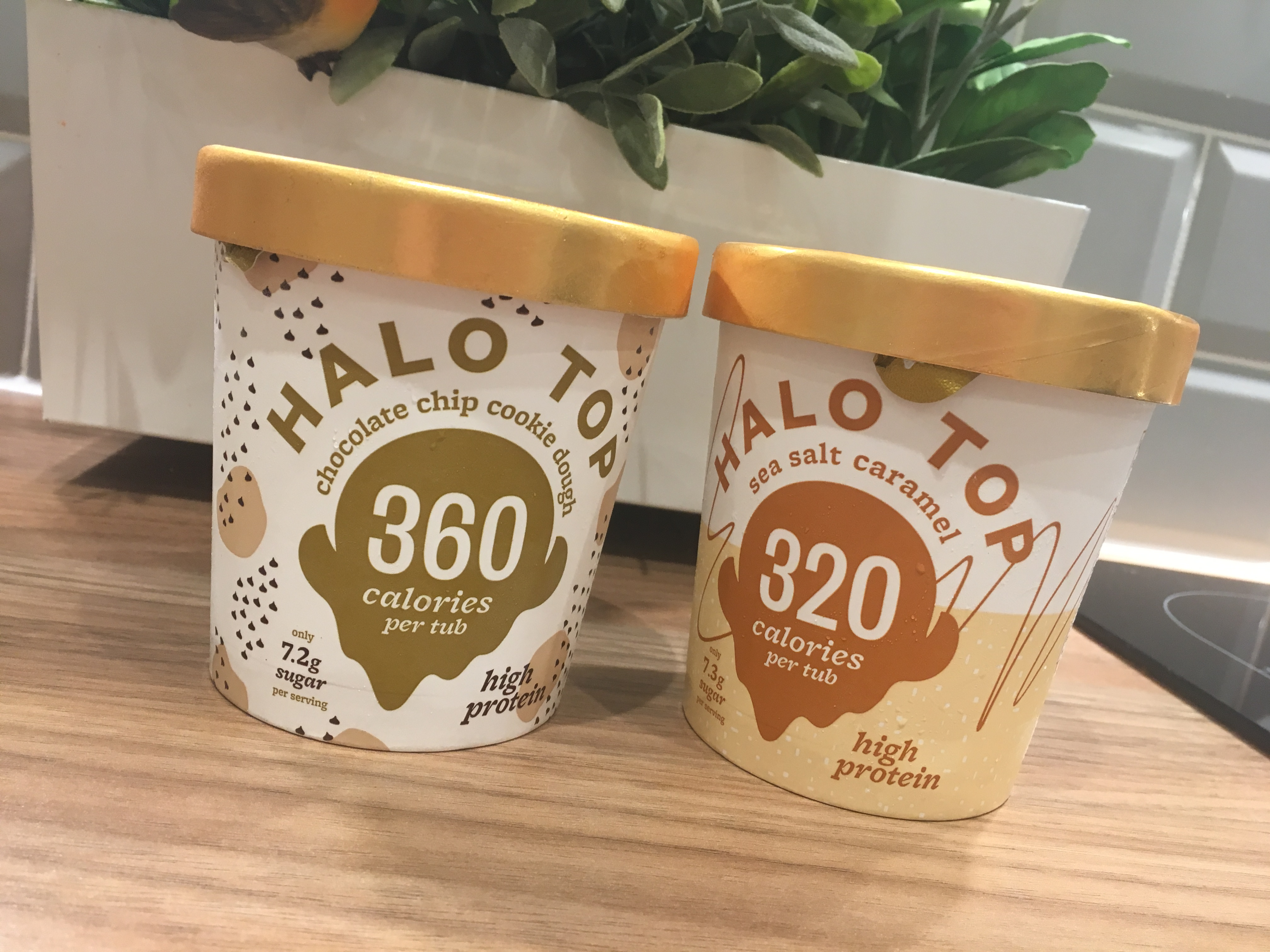 Halo Top Low Calorie Syn Icecream