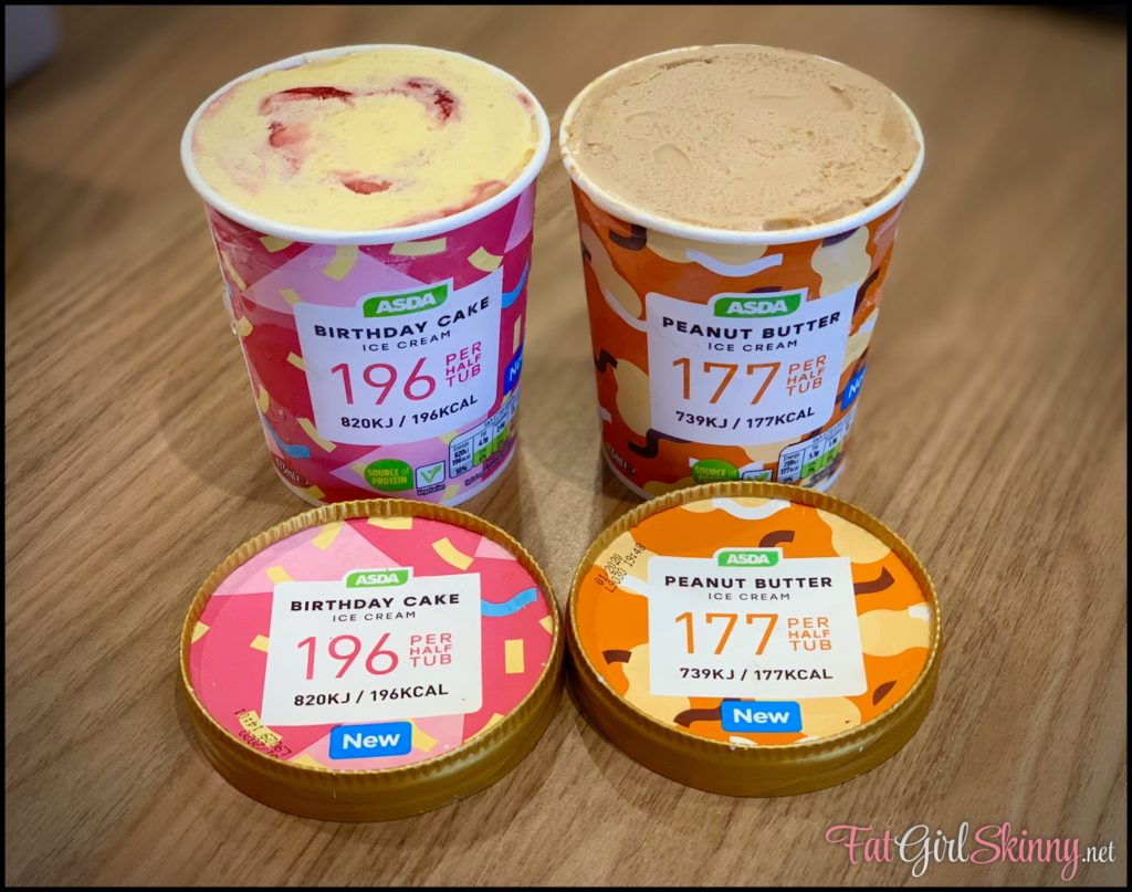 New Asda Low Syn Ice Cream Slimming World News